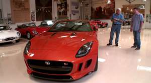 2014 Jaguar F-Type V8 S - Jay Leno Garajı'ndan...