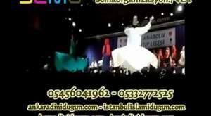 SEMA DİNİ DÜĞÜN VE DİNİ KONSER ORGANİZASYONU TANITIM FİLMİ