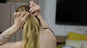 Röfleli Saç