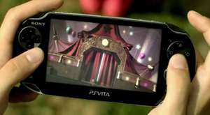 LittleBigPlanet PS Vita TV advertisement
