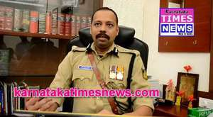 S. Murugan IPS takes over as Police Commissioner of Mangaluru City