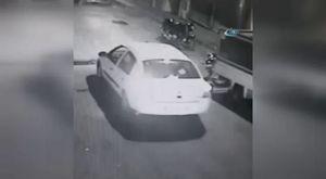 Sokak ortasında çatıştılar!