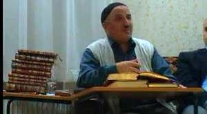 Nurettin Yaşar abi ile Çamdağında