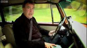 Grosser Mercedes Vs Rolls-Royce Corniche Classic Car Challenge (HQ) - Top Gear - BBC