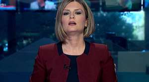ASLI NOYAN TRT HABER SPIKERI - HABER HATTI - 27.01.2015 Video_2