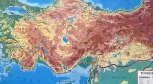 Turkiye cografyasi