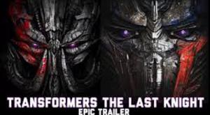 TRANSFORMERS 5 The Last Knight Fragman  2017