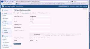 Wordpress Kurulumu Ders 25