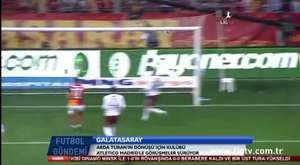 Emirates Cup 2013 | Özet - Arsenal 1-2 Galatasaray