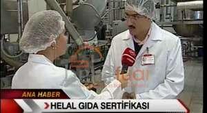 Helal gıda sertifikası yaygınlaşıyor (helalfuar.com)