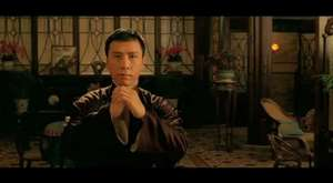 Donnie Yen vs Sammo Hung