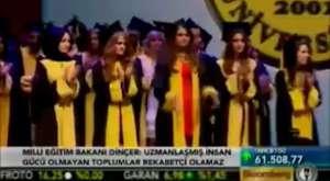 Prof. Mim Kemal Öke - Eğitim Her Engeli Aşar