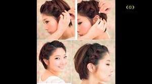 Düz Kısa Saç Modelleri