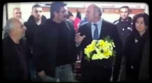 CHP Beykoz İlçe Başkanlığı, Belediye önünde basın açıklaması yaptı