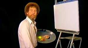 Bob Ross Full Episode (ONE PART) S3-E10 Campfire - Joy of Painting