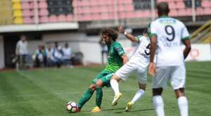 Hazırlık Maçı: Yeşil Bursa A.Ş. 2-1 Utaş Uşakspor