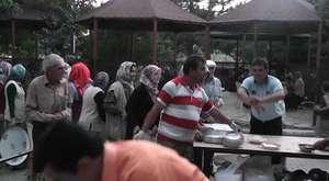 Toplu iftar programı 2013
