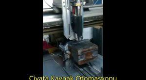 Civata Kaynak Otomsayon Sistemleri imalatı
