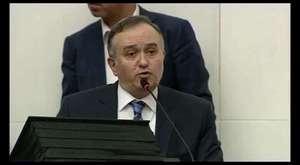 Anadolu Birliği Başkanı Bedri Yalçın Konuşması