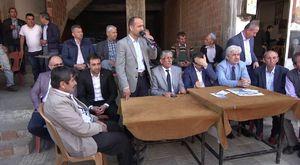 CHP Akhisar Konvoyunu Yaptı
