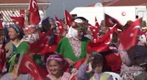 Rus savaş gemisi Çanakkale Boğazı'ndan geçti 19.10.2018