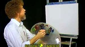 Bob Ross Full Episode (ONE PART) S4E10-Quiet Woods - Joy of Painting