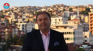 AK PARTİ KADIN KOLLARI BAŞKANLIĞI İSRAİL'İ PROTESTO ETTİ.