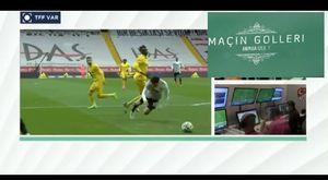 Fenerbahçe 1-3 Molde (Maç Özeti)