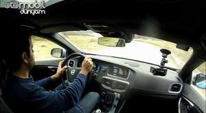 test - Volvo V40 R Design