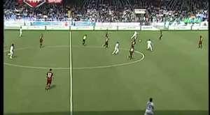 Çaykur Rizespor - Samsunspor maçı özet