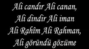 Alevi türküleri/deyişleri Özlem Özdil - Medet Ya Ali