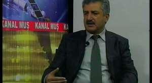 Cevdet Aslan-Muş Milli Eğitim Müdürü