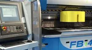 PRIMA POWER ThePUNCH E6x PUNCH MACHINE