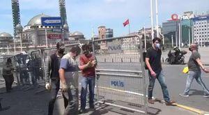 Bursa'da zabıtaya bu şekilde saldırdılar