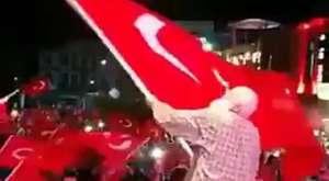 Ankara Çubuk`ta feci kaza !