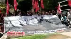 Temsili Atatürk Törende Küfür Etti