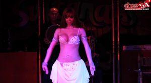 Otilia Bruma+Danscılar ve Mankenler Kıbrıs BRT Magazin 29 03 2016