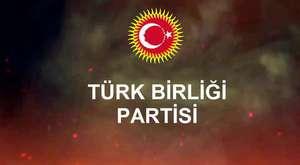 TBP Türk Birliği Partisi intro