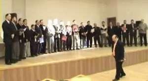 Çayeli Müftülüğü Kutlu Doğum Haftası Programı Etkinlikleri-2012