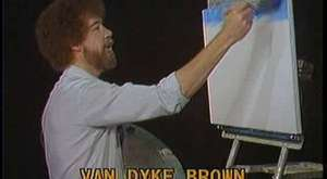 Bob Ross Full Episode (ONE PART) S3-E6-Covered Bridge - Joy of Painting