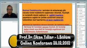Forever Living Ürün Eğitimi - Prof. Dr. Okan YILLAR