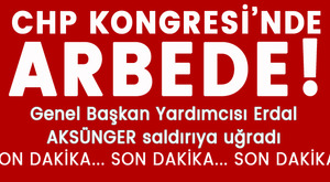 CHP NARLIDERE İLÇE KONGRESİNDE GERGİNLİK - 2