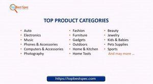 TopBestSpec - Best Product Reviews