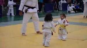 Karateci bebekler