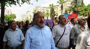 Adana'da,1 mayıs yürüyüşü görkemli geçti-1