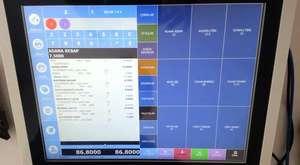 Advan RPS Stok giriş işlemleri