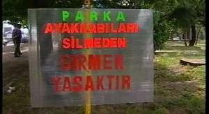 HERŞEYE BULAŞAN ADAM ANKARA'DA