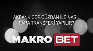 Makrobet Garanti Cepbank ile para yatırma İşlemi Nasıl Yapılır?