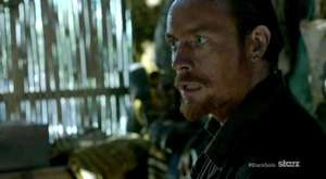 Black Sails - Episode III. Clip: `Scorn`