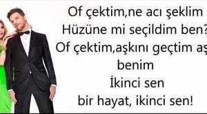 Aygün Kazımova - Bir Gecəlik - LYRİCS (feat. Gökhan Erol)